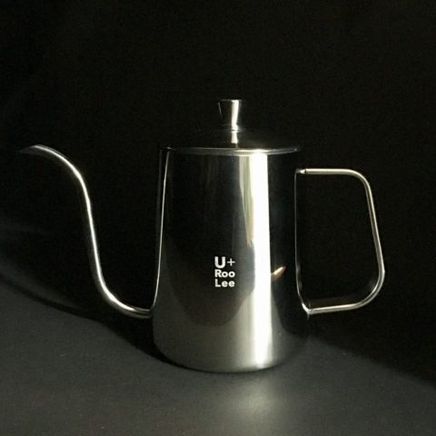 drip kettle stainless 600ml