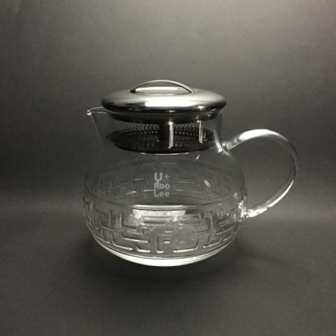 tea pot lid strainer 700ml